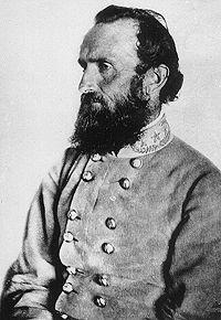 "General Thomas Jonathan ""Stonewall"" Jackson"