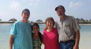 Daniel, Ingrid, Jenny, and a Dale