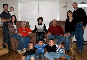 Freida's family