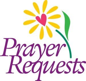 Prayer Request Page